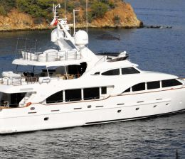Bodrum Motor Yachts Charter