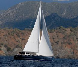 Bodrum Sailing Yacht charter