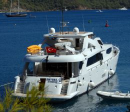 Bodrum yacht for sale
