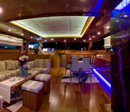 Yacht Charter in Bodrum master